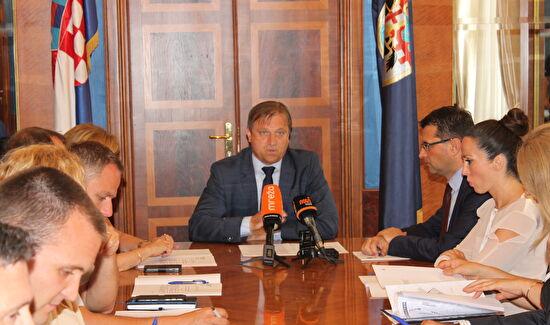 Prvi javni kolegij gradonačelnika Branka Dukića